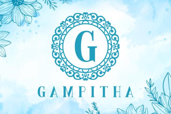 Gampitha Font