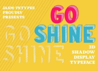 Go Shine Font