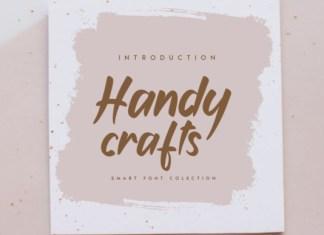 Handy Crafts Font