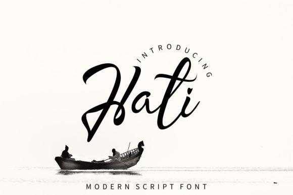 Hati Font Font