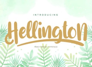 Hellington Font