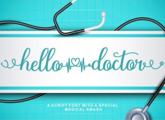 Hello Doctor Font