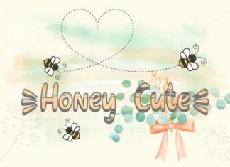 Honey Cute FontHoney Cute Font
