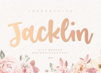 Jacklin Font