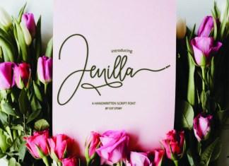Jenilla Font