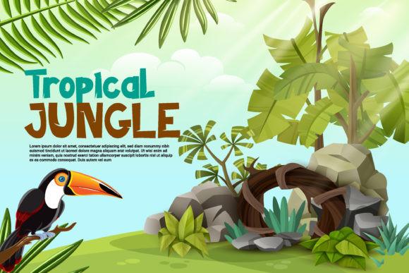 Jungle Zone Font