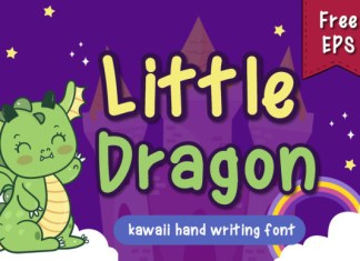 Little Dragon Font