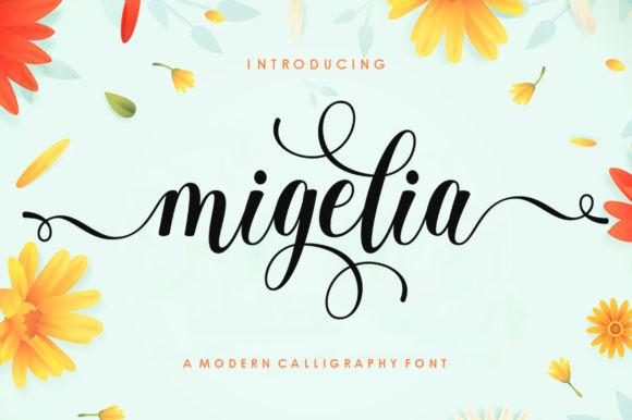 Migelia Font