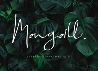 Mongoill Font