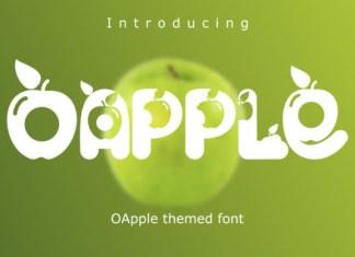 O Apple Font