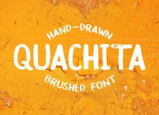 Quachita Font