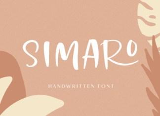 Simaro Font