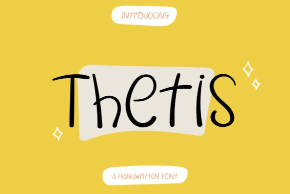 Thetis Font