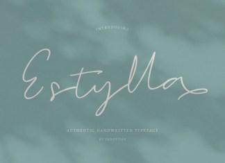 Estylla Font