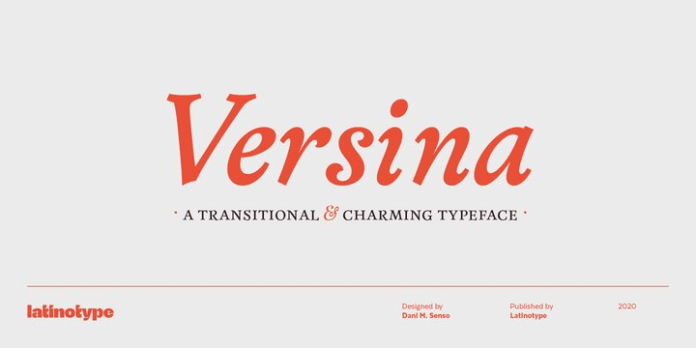 Versina Font