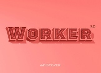 Worker Font