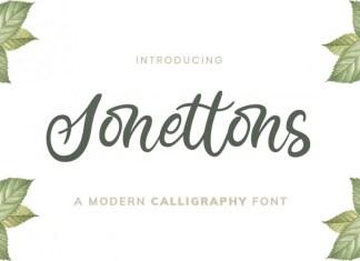 Sonettons Font