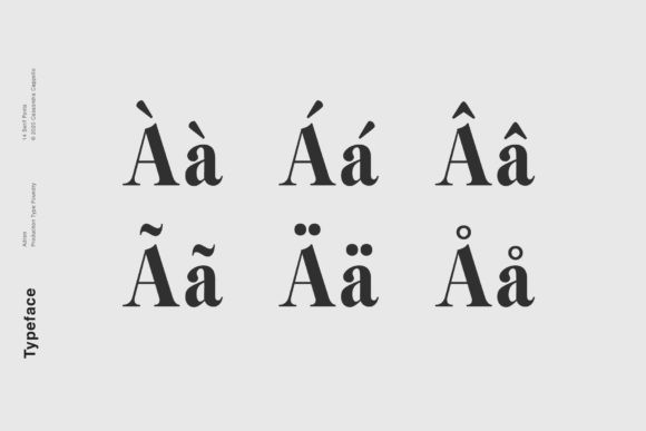Adren Font