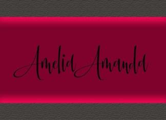 Amelia Amanda Font