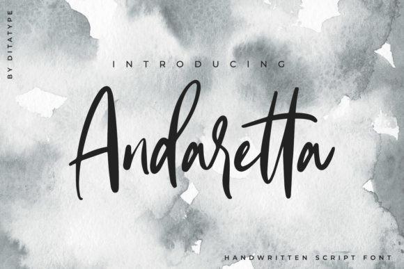 Andaretta Font