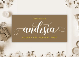 Andesia Font