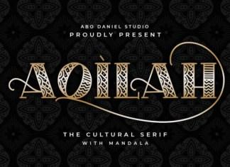 Aqilah Font