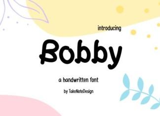 Bobby Font