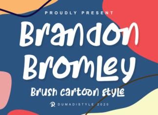 Brandon Bromley Font