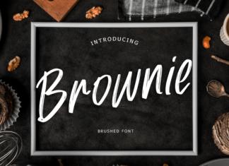 Brownie Font