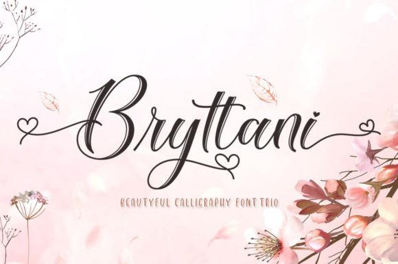 Bryttani Font