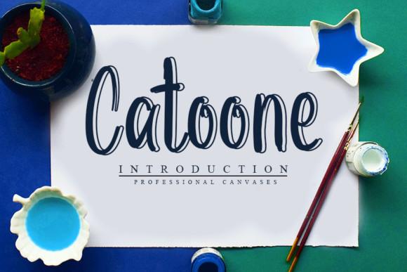 Catoone Font