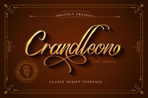 Crandleon Font