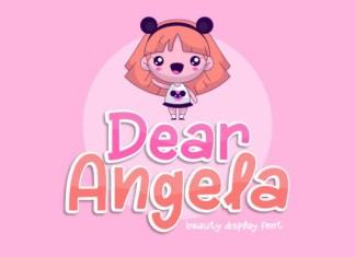 Dear Angela Font