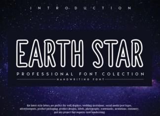 Earthstar Font