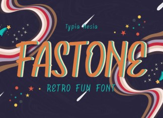 Fastone Font