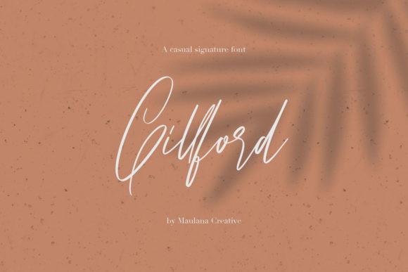 Gillford Font