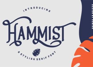 Hammist Font