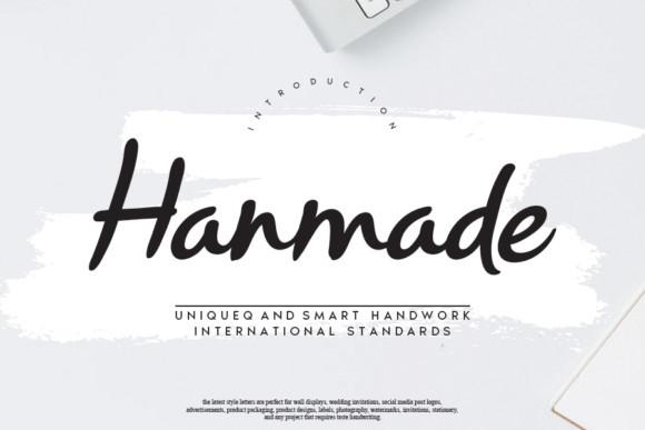 Hanmade Font