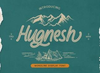 Hugnesh Font