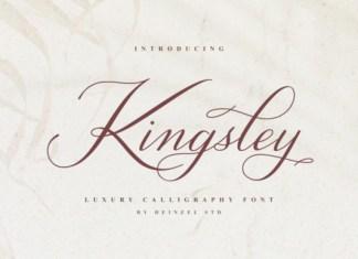 Kingsley Font