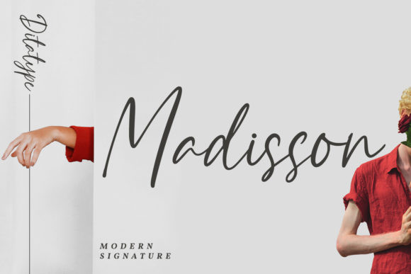 Madisson Font