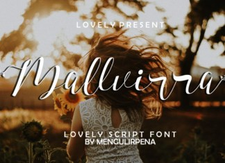 Mallvirra Font