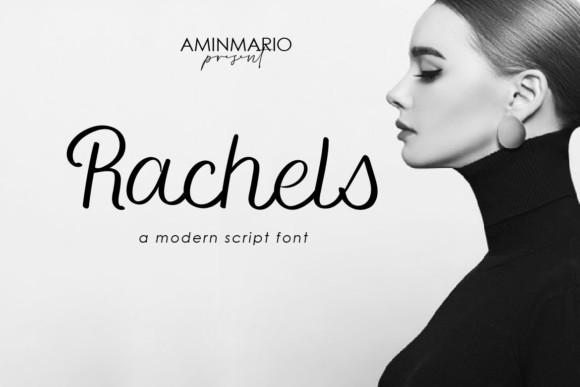 Rachels Font