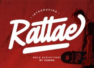 Rattae Font