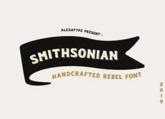 Smithsonian Font