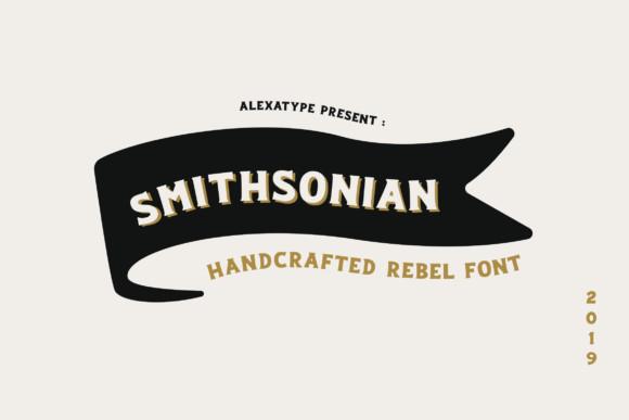 Smithsonian Font