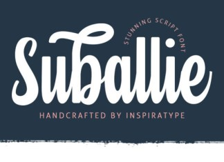 Suballie Font