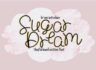 Sugar Dream Font