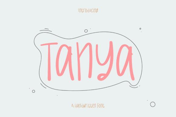 Tanya Font