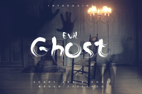 The Ghost Font